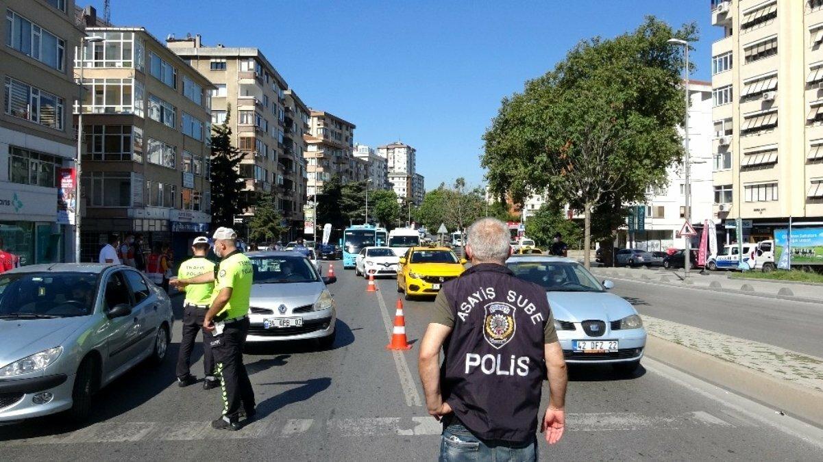 Türkiye genelinde Güven Huzur dnetimi yapıldı