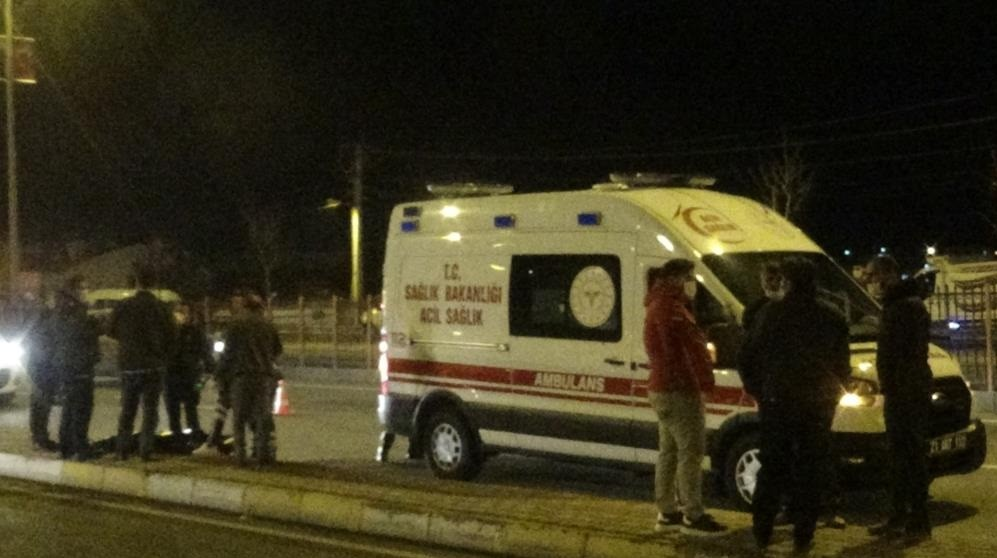 Diyarbakır'da otomobilin çarptığı şahıs hayatını kaybetti