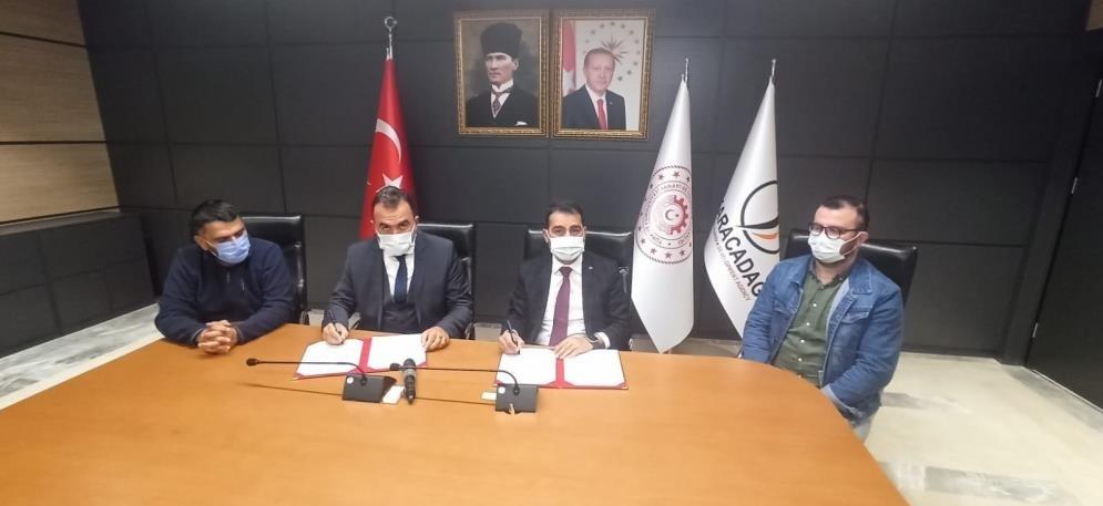 GGC ve KKA arasında protokol imzalandı