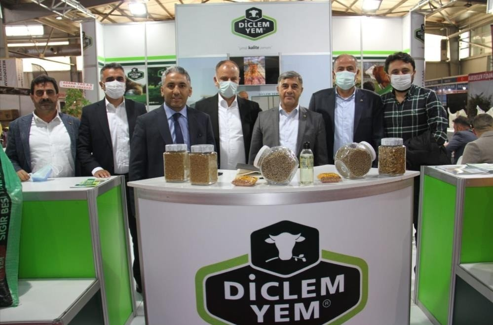 'Tarımda Türkiye'nin en önemli şehirlerden birisi Diyarbakır'dır'