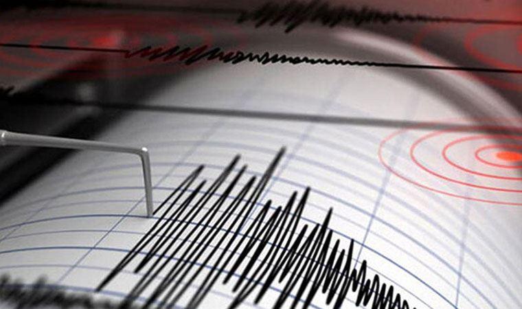 İstanbul'da deprem !