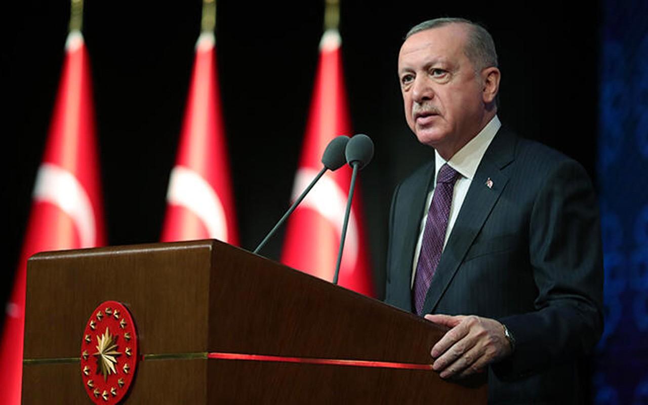 Erdoğan: Amacımız ülkemizi ramazanda dinlendirerek bayram sonrasındaki güzel günler için hazırlamak