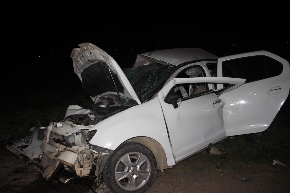 Şanlıurfa'da kaza: 5 ölü, 1 yaralı