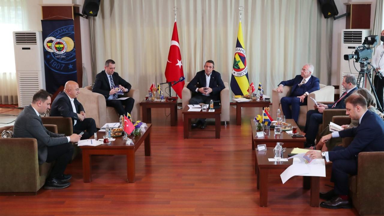 Fenerbahçe Başkanı: ripto Para İşine Gireceğiz