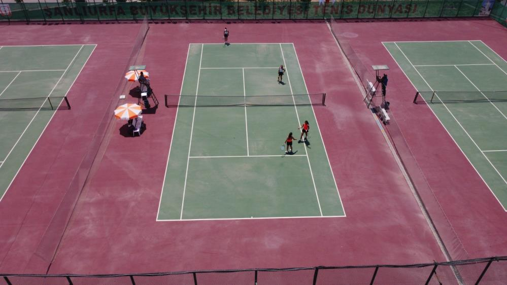 Göbeklitepe Cup Tenis Turnuvası sona erdi