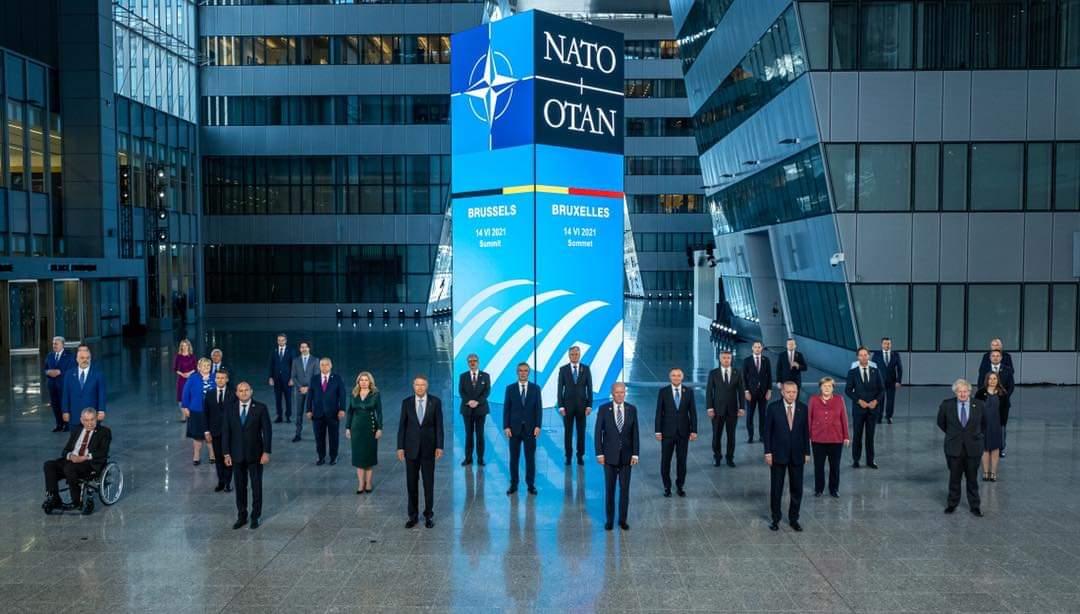 Erdoğan'dan NATO toplantısı ile ilgili açıklama