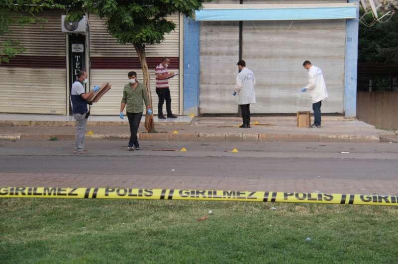 Diyarbakır'da silahlı çatışma: 1 ölü, 10 yaralı