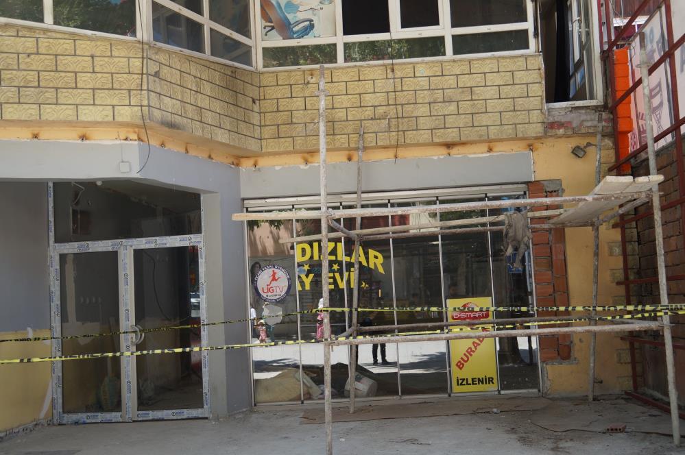 Batman'da inşaattan düşen işçi ağır yaralandı