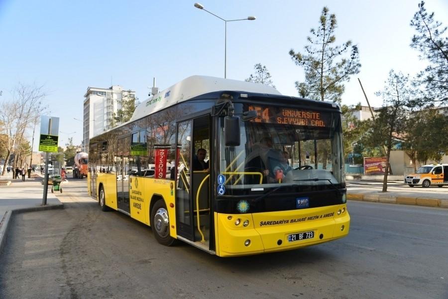 Dicle'ye otobüs seferleri yeniden başlıyor