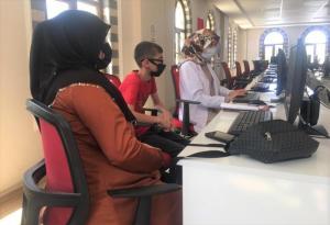 Diyarbakır Büyükşehir Belediyesi LGS tercih bürosu öğrencilerin hizmetinde