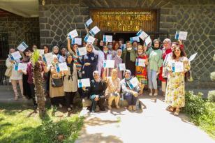 """Diyarbakır'da """"Aile Okulu"""" ilk mezunlarını verdi"""