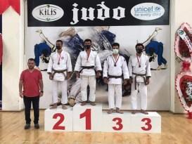 Diyarbakırlı judoculardan 6 madalya