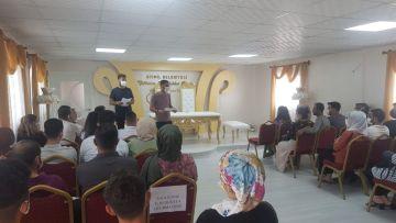 Bismil'in Evlilik Okulu'na yoğun ilgi