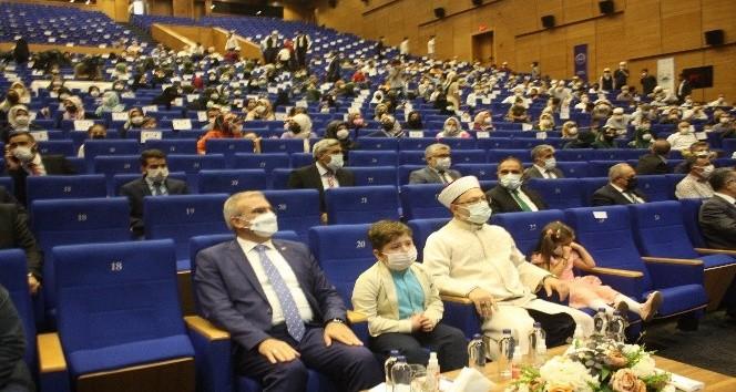 Diyanet İşleri Başkanı Diyarbakır'da Kur'an kurslarının açılış programına katıldı