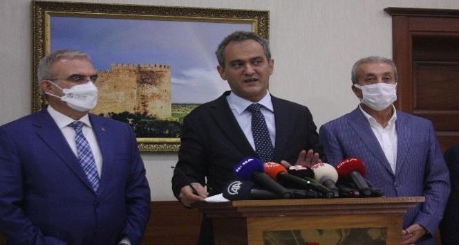 Milli Eğitim Bakanı , Diyarbakır'a dev proje müjdelerini verdi