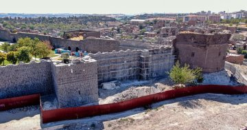 Diyarbakır Surlarındaki 'Dirilişe' ödül