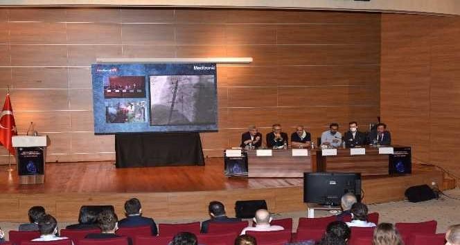 Diyarbakır'da çevrimiçi 'Girişimsel Kardiyoloji' kursu verildi
