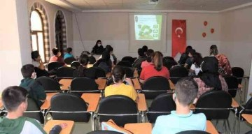 Diyarbakır'da öğrencilere çevre temizliği bilinci kazandırılıyor