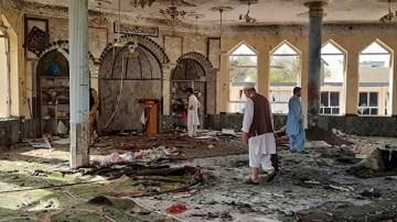 Afganistan'da camiye saldırı: 30 Ölü