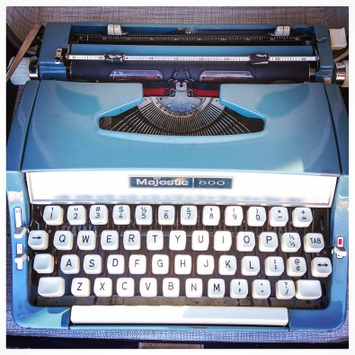 Majestic Typewriter