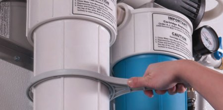 Why the Proper Installation of a Water Filtration System Matters