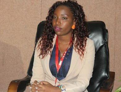 NSABIMANA Clarisse, Commissaire Général Chargée des Droits de l'Homme