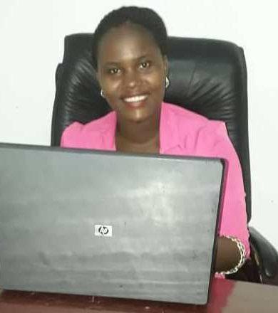 KWIZERA Charité, Directrice Générale de la Coordination Afrique