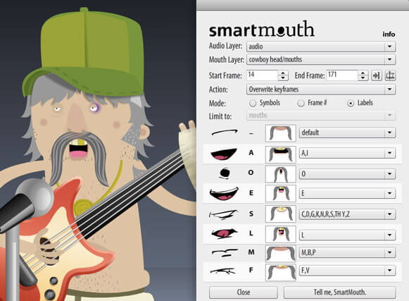 SmartMouth thumbnail previews