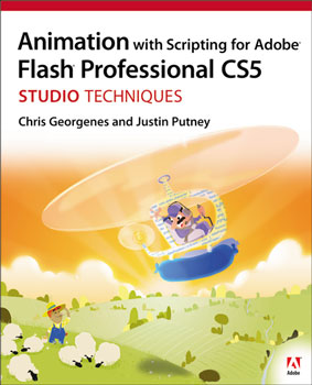 Animation with Scripting for Flash book cover
