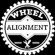 wheel alignment button
