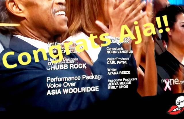 Congratulations Aja for getting a credit on @nantriumphawards on @tvonetv.. You can check out Aja's performance tonight if you missed it. #nantriumphawards #triumphawards #tvonetv #childactress #kidactress #actress #actorslife #voiceover