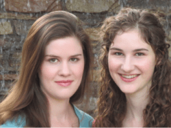 Sarah and Hannah Dautel
