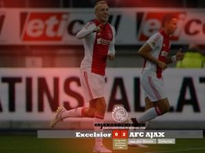 Excelsior 0-2 Ajax Hoorn