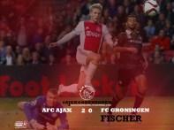 Ajax-Groningen Fischer