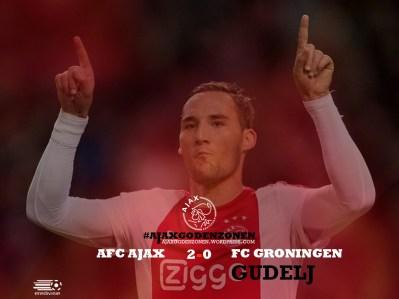 Ajax-Groningen Gudelj