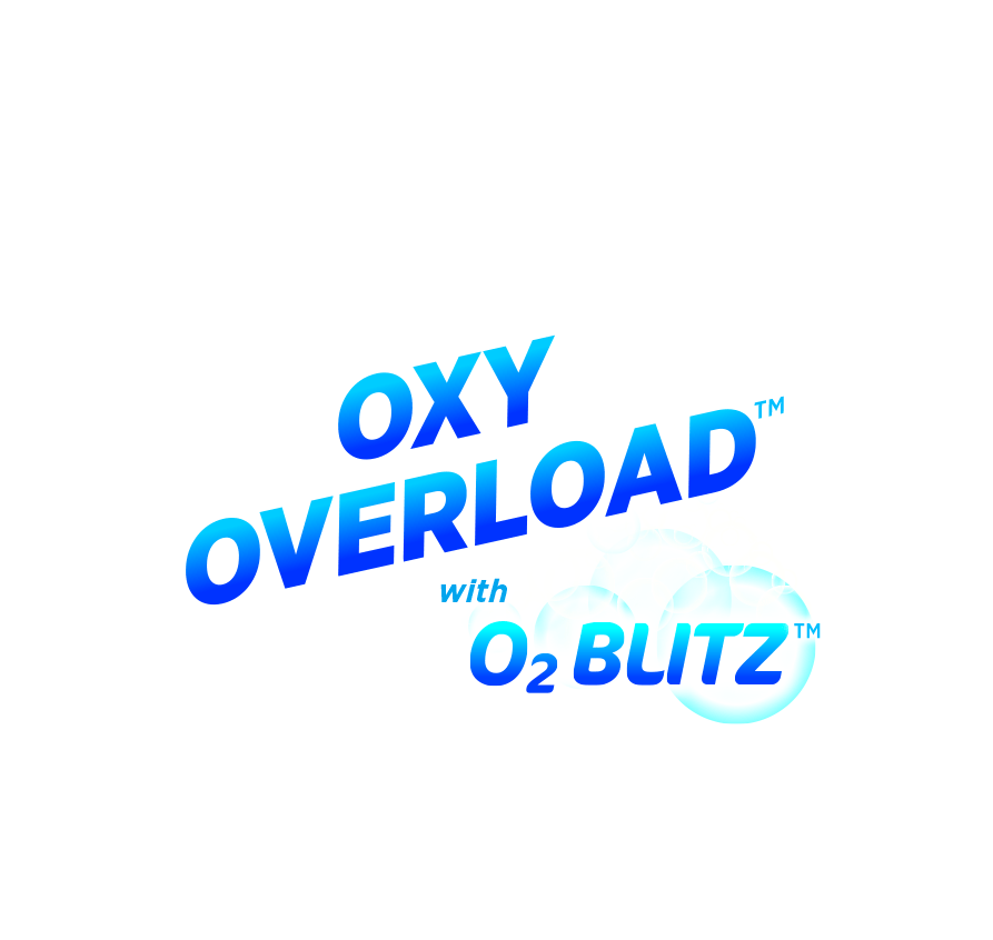 Ajax Oxy Overload with O2 blitz