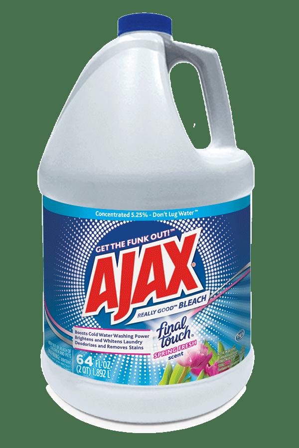 AjaxFinalTouchBleach64OZ