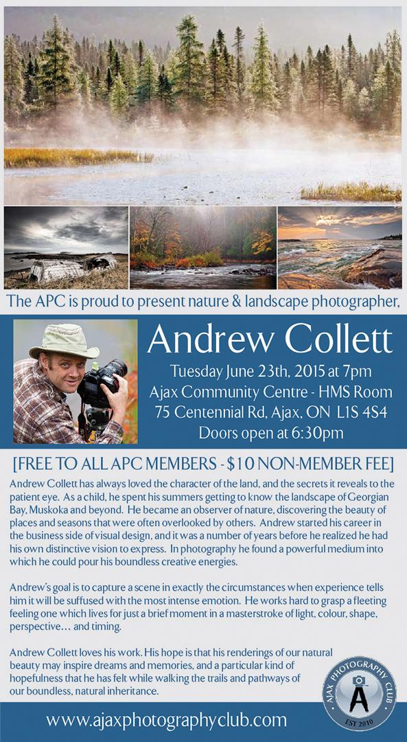 APC June Meeting with Andrew Collett
