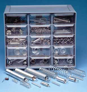 No. 250 spring assortment drawers