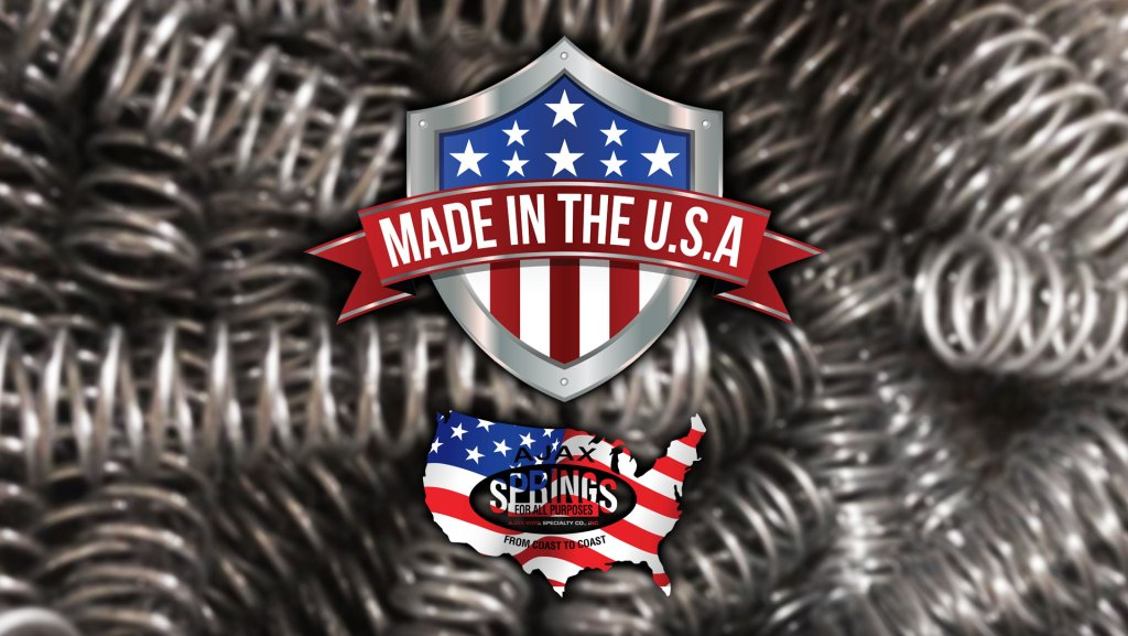 wire springs made in the USA