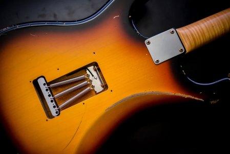 guitar tremolo springs