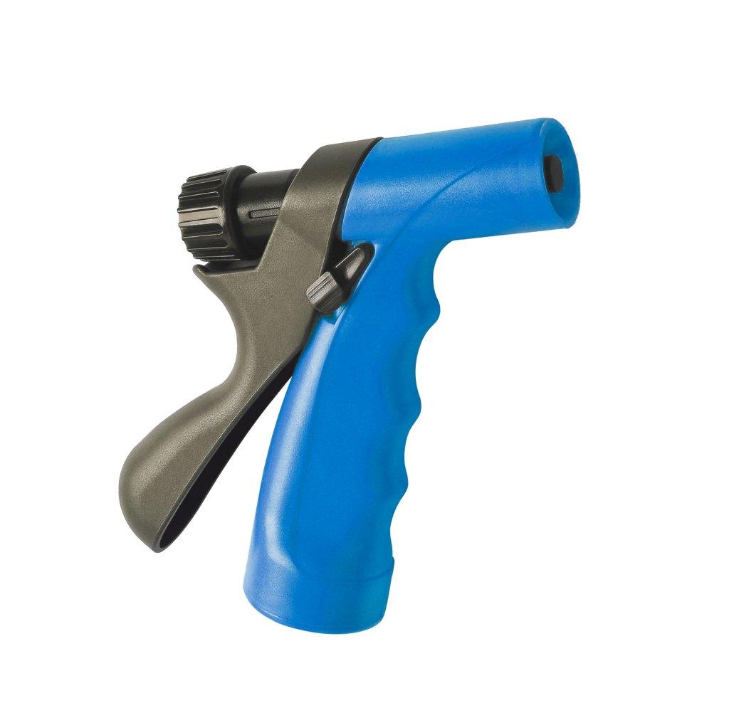 blue hose sprayer