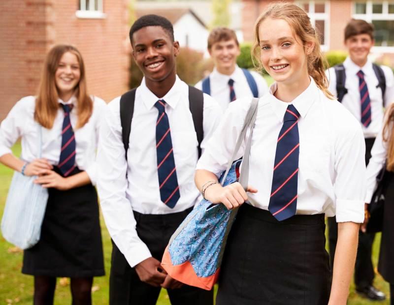 Waste2Wear School uniforms 2