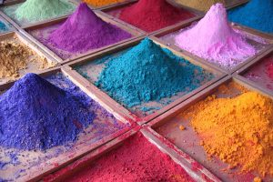 Indian pigments edited