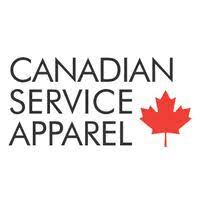 canadian service apparel home