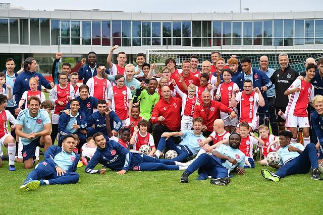 Voorbereidingsschema Ajax zat 1 (update!)