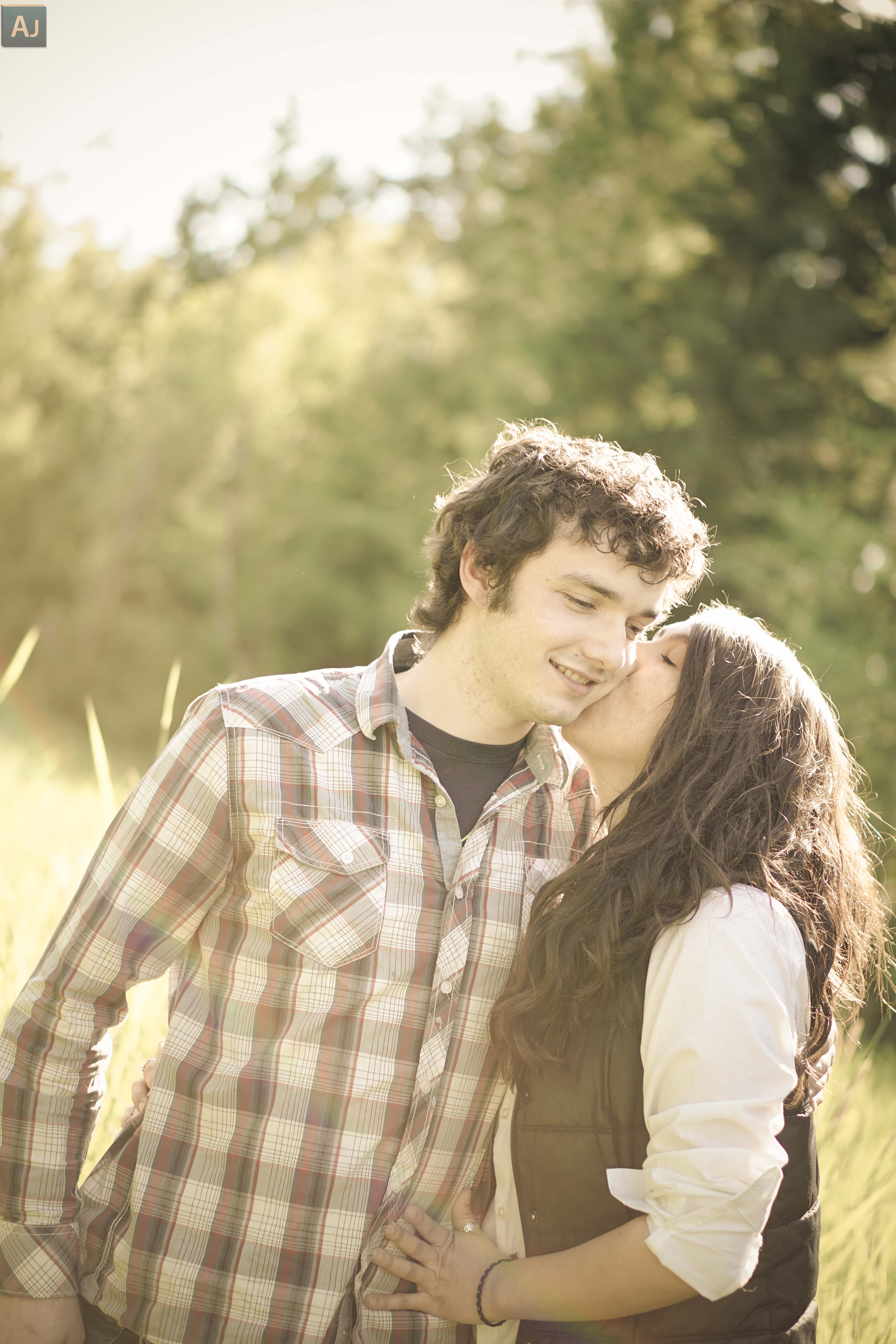 stock photo golden hour kiss 78796871