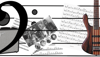 Using MuseScore to Learn Bass Guitar Fretboard & Improve Sight