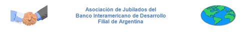 Acta # 33. Reunión del Directorio de la Filial Argentina de la Asociación de Jubilados del BID