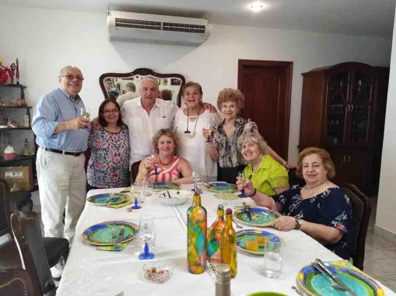 Reunion Jubilados BID Paraguay 2018